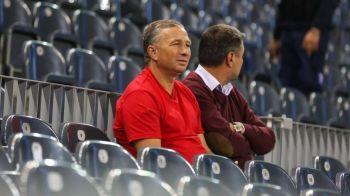 """""""E ex-fotbalist! Degeaba imi spune 'tata', nu mai joaca nimic!"""" Discurs dur al lui Petrescu: mesaj transant pentru un fost jucator"""