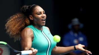 "Serena a facut din nou show: ""In timpul semifinalei ma gandeam la sutienul meu! Mi-am zis: 'Doamne, Serena, glumesti?!'"""