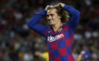 VIDEO | Barcelona a umilit-o pe Napoli! Chiriches a fost titular in dezastrul cu 0-4: Griezmann a marcat primul sau gol pentru catalani