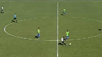 U CLUJ - VIITORUL PANDURII TARGU JIU 3-0 | GOOOOOL FABULOS! Pustiul minune de la U Cluj a inscris un gol spectaculos de la centrul terenului! FOTO