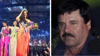 El Chapo a pus ochii pe Miss Universe. Ce a vrut sa faca traficantul cu celebrul concurs de frumusete