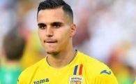 Curiosul caz al lui Cristi Manea! Fundasul a prins echipa ideala a EURO U21, dar transferul nu mai vine! Echipa cu care e sub contract nu se bazeaza pe el