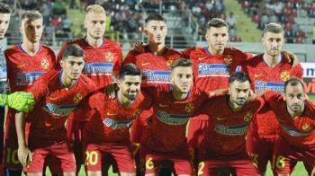"FCSB - VOLUNTARI 1-3 | ""Nu e de ajuns sa jucam doar cu numele!"" Ros-albastri isi gasesc cu greu cuvintele: ""Atat ne-a mai ramas"""