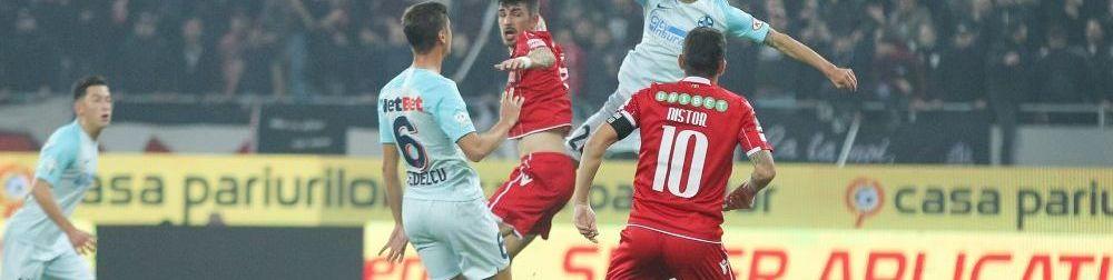 Situatie INCREDIBILA! Dinamo si FCSB, ce au fost si ce au ajuns! Au impreuna aproape jumatate din punctele liderului si un golaveraj dezastruos! FOTO
