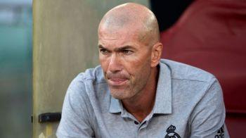 """Zidane, pus la zid in Spania dupa o noua infrangere pentru Real Madrid: """"Esti o mizerie!"""" Atac dur la adresa antrenorului"""
