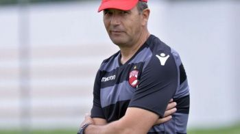 Dinamo a decis rezilierea contractului lui Neagoe! Principala varianta de antrenor ajunge diseara in Romania!