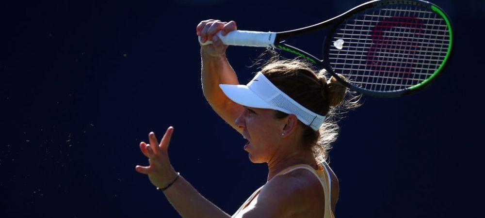 Accidentarea o poate cobori drastic in clasamentul WTA! Pe ce loc risca sa cada Simona Halep daca nu ia startul la Cincinnati!