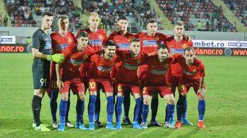 Arbitru belgian la MECIUL SEZONULUI pentru FCSB! Mlada Boleslav - FCSB e joi, 20:00, PROTV!