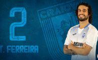 """Ce se intampla cu Tiago Ferreira dupa ce a refuzat-o pe FCSB! Oltenii au vrut sa scape de portughez, dar s-au trezit cu el la antrenament: """"Nu-i nicio problema"""""""