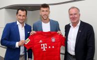 Perisic, prezentat OFICIAL la Bayern: cifrele transferului | Romanul Micovschi a plecat de la Genoa!