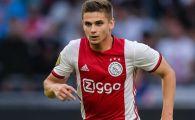 Razvan Marin, meci FABULOS pentru Ajax: l-a facut uitat pe Frenkie De Jong. Ce au descoperit olandezii