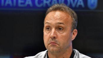 """Jucatorii sunt la fel de consternati ca si noi ca Papura e antrenor!"" Atac de ultima ora la banca CS U Craiova!"