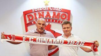 OFICIAL: Uhrin a semnat cu Dinamo! Cat castiga pe luna si ce obiectiv are