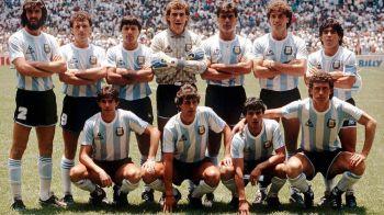 A murit unul dintre marii jucatori ai Argentinei care a cucerit titlul mondial in 1986! Coleg cu Maradona, a jucat cu umarul dislocat in finala!