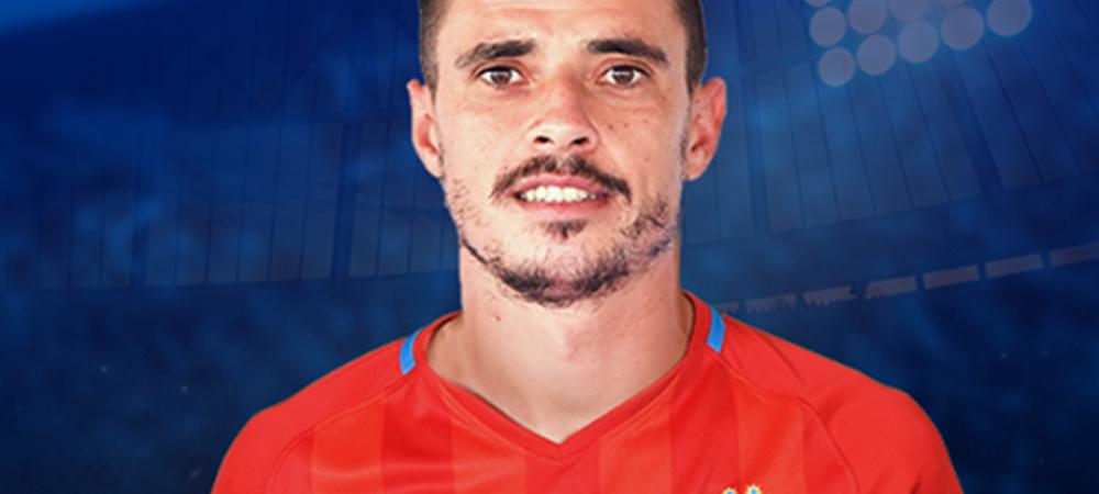 Cu cine semneaza Adrian Stoian, fotbalistul dat afara de Becali de la FCSB dupa doar 100 de minute jucate!