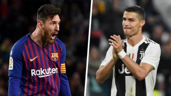 """Stiti care e diferenta intre mine si Messi?!"" Cristiano Ronaldo a spus lucrurilor pe nume, dar l-a si laudat pe rivalul sau: ""Lumea si-l va aminti mereu"""