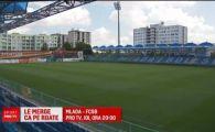 MLADA - FCSB, joi, ora 20:00, la ProTV | FCSB joaca pe un stadion vechi de jumatate de secol! Motivul pentru care cehii se mandresc cu orasul in care romanii vor sa obtina calificarea
