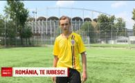 "Pustiul din nationala Germaniei a carui inima bate pentru Romania: ""M-am nascut aici si vreau sa joc pentru nationala mare a Romaniei! Idolul meu e Ianis Hagi"""