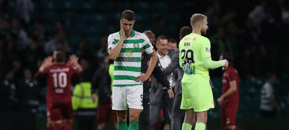 """Se apropie cutremurul la Glasgow! Sefii lui Celtic luati in vizor dupa umilinta cu CFR: """"Au o tinta desenata pe spate"""""""
