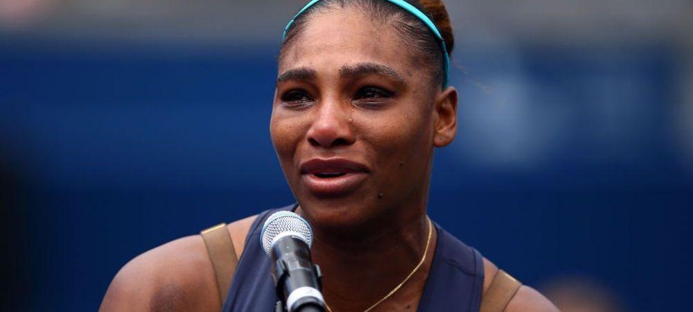 Serena Williams S-A RETRAS de la Cincinnati! Vestea e buna pentru Halep: se puteau intalni, iar americanca o putea depasi in clasamentul WTA
