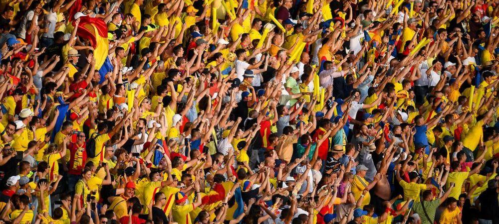 Romania - Spania, SOLD OUT! Meciul anului e pe 5 septembrie la PROTV, cu 50.000 de spectatori!