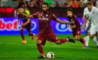 Omrani a vrut sa plece de la CFR Cluj: i-a acuzat pe oficialii clubului ca i-au falsificat semnatura si se intelesese cu FCSB
