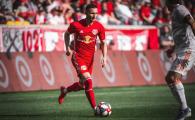 Andreas Ivan, dat afara de New York Red Bulls! Mijlocasul roman a ramas fara echipa dupa 21 de meciuri in MLS