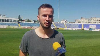 Unde a ajuns sa joace Andrei Dumitras, fostul fundas al FCSB-ului si Craiovei! A semnat astazi si a fost prezentat: FOTO