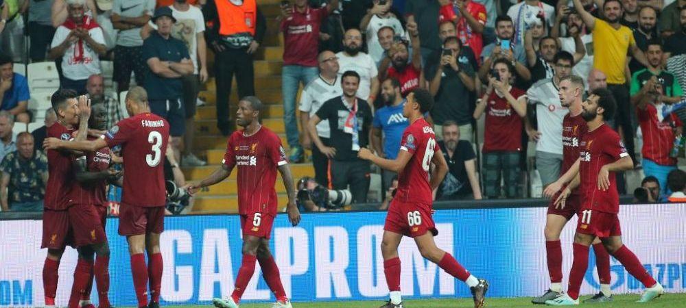 LIVERPOOL - CHELSEA, 2-2 (5-4 d.p) | Liverpool, supercampioana Europei! Echipa lui Klopp a castigat la penalty-uri! Chelsea a avut doua goluri anulate