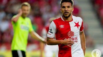 """Alex Baluta vrea sa plece de la Slavia Praga! """"Nu merit situatia in care ma aflu"""" Ce spune despre revenirea la Craiova"""