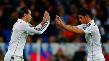 Le-a decis soarta lui Bale si James Rodriguez! Anuntul de ultima ora in Spania. Zidane a dat verdictul: ce se intampla cu cei doi
