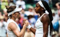 Veste uriasa pentru Cori Gauff, pustoaica de 15 care s-a batut cu Halep la Wimbledon: a fost acceptata la US Open
