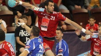 Dinamo a transferat un handbalist de la Veszprem, finalista Ligii Campionilor