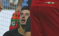 """""""A fost gol?!"""" Vlad a cazut INCONSTIENT la pamant! Moment INCREDIBIL in meciul FCSB! Ce s-a intamplat"""
