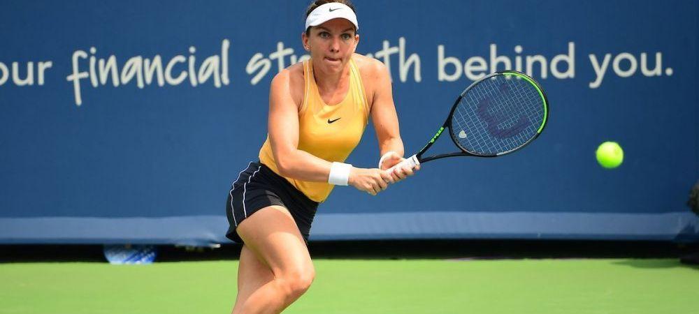 Visul american se transforma in COSMAR pentru Simona Halep! Calcule WTA: ce se intampla in clasament dupa eliminarea de la Cincinnati