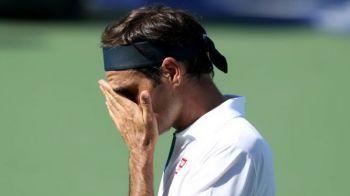 Surpriza COLOSALA la Cincinnati: Roger Federer, invins categoric de un pusti in oprimi! De 16 ani n-a mai patit asa ceva