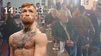 Cine e barbatul lovit de Conor McGregor in figura! Luptatorul, nevoit sa dea bani ca sa scape de razbunare! VIDEO