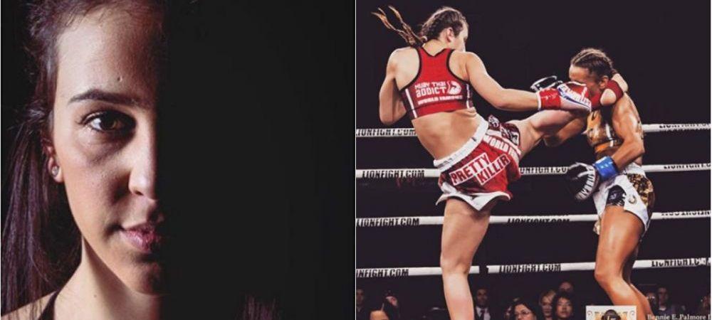 """Hotii au vrut sa fure un ceas de 30.000 euro cand au dat peste """"Frumoasa ucigasa"""", luptatoare de MMA. Ce le-a facut. FOTO"""