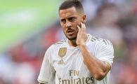 Surpriza uriasa la Real Madrid! Ce decizie a luat Zinedine Zidane dupa accidentarea lui Hazard