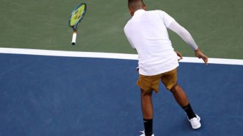 "Kyrgios continua scandalul! A pus tunurile si pe Nadal: ""Daca imi arata cineva un video in care sa faca asta, ma retrag din tenis!"""
