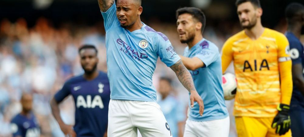 IMPOSIBIL! INCREDIBIL! Asa ceva nu ar fi PARIAT nimeni! Manchester City a marcat din nou in prelungiri cu Tottenham, gol a fost din nou ANULAT de VAR! Ce s-a intamplat