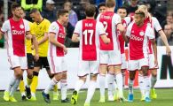 Impresionant! Performanta incredibila a lui Razvan Marin in ultimul meci al lui Ajax! Ce a reusit sa faca romanul