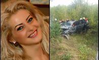 Cantareata de muzica populara Anamaria Pop A MURIT intr-un accident. Abia implinise 36 de ani