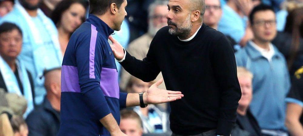 """""""In acel moment VAR-ul lua pauza de cafea!"""" Reactie incredibila a lui Guardiola dupa ce Man City a fost DISTRUSA din nou de o decizie VAR"""