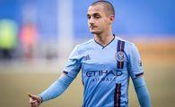 Alex Mitrita, in forma maxima inaintea meciului cu Spania! Meci nebun pentru New York City FC, Mitrita a creat un gol! VIDEO