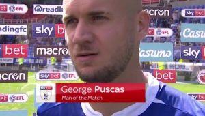 Puscas e deja ZEU la Reading dupa primul meci ca titular in campionat! A castigat primul TROFEU! :) Ce spun englezii pe net dupa ce l-au vazut