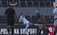 GOOOLAZO-UL care baga spaima in FCSB! Guimaraes a dat un gol fabulos aseara, dar a facut doar egal! Executie copiata dupa cea a lui Aduriz cu Barcelona: VIDEO