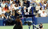 Scandal la US Open din cauza Serenei Williams! Unul dintre cei mai cunoscuti arbitri din lume a primit interzis la meciurile americancei