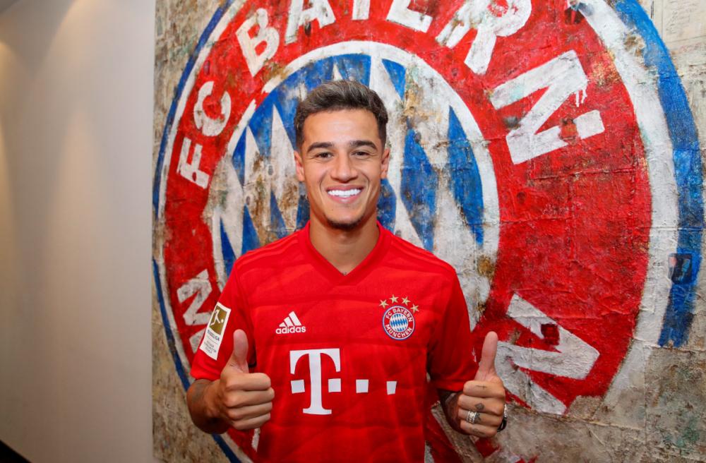 OFICIAL   Coutinho e jucatorul lui Bayern! Ce numar a luat si care sunt cifrele afacerii incheiate cu Barca