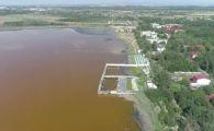 """Un celebru lac din România ar putea să dispară din nou. Primarul nu face nimic, dar spune că """"muncește foarte mult"""""""